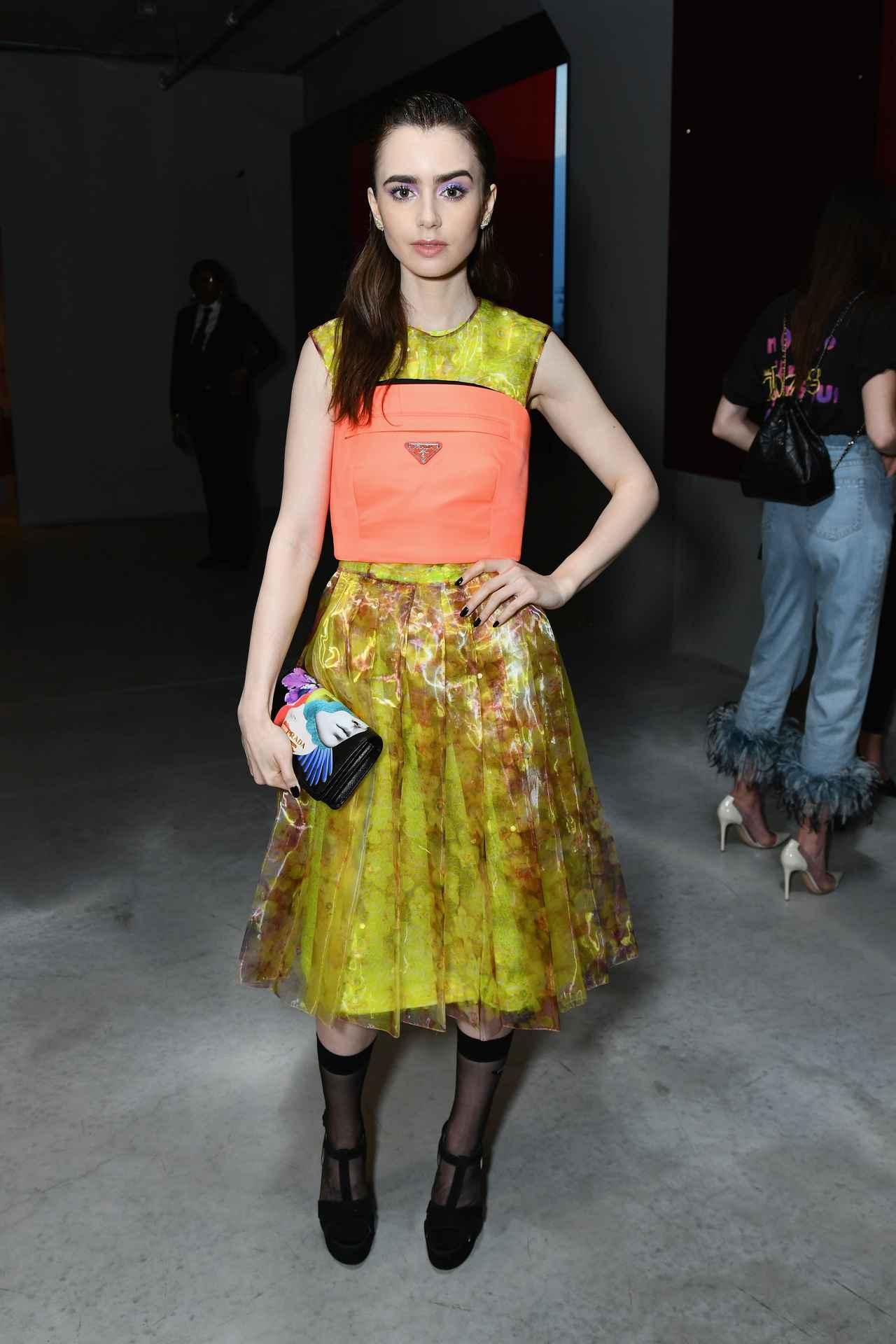 画像: ファッションのランウェイモデルの体型について