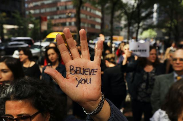画像2: アメリカでは4件に3件の性暴力事件が通報されていない