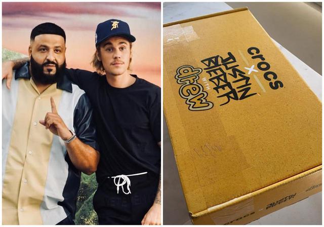 画像: DJキャレド(左)とジャスティン・ビーバー(右)。 Photo:©︎DJ Khaled/Justin Bieber