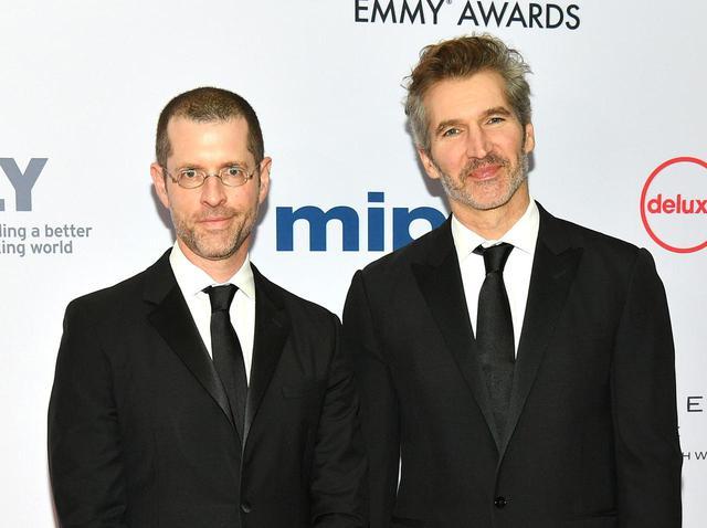 画像: ダン・ワイス(左)とデイヴィッド・ベニオフ(右)