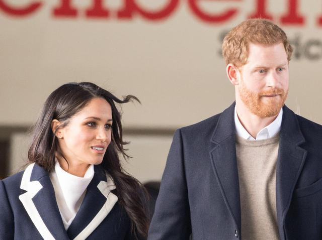 """画像: ヘンリー王子とメーガン妃、""""あの仕事のウワサ""""について沈黙を破る - フロントロウ -海外セレブ情報を発信"""