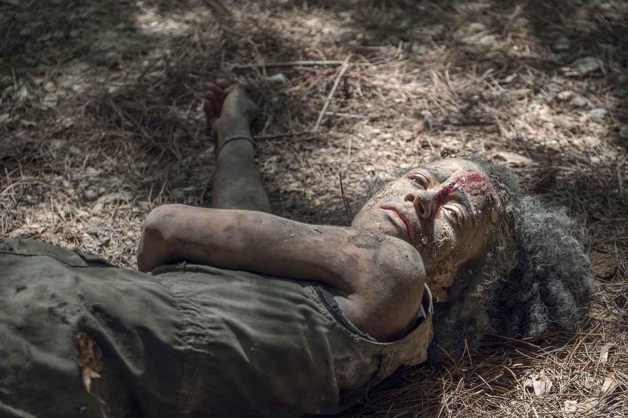 画像1: 『TWD』シーズン10最終回の場面写真が公開