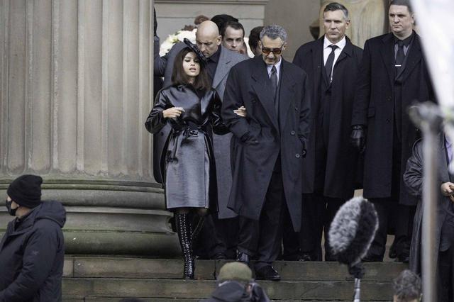 画像2: 『ザ・バットマン』の主要キャストが撮影に登場