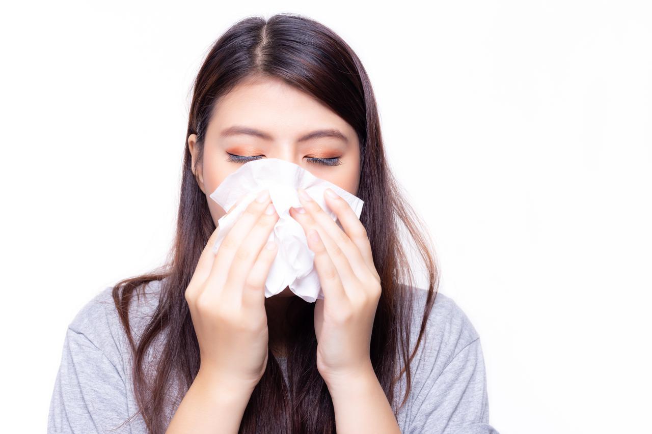 画像1: なぜ、鼻のまわりだけ乾燥するの?