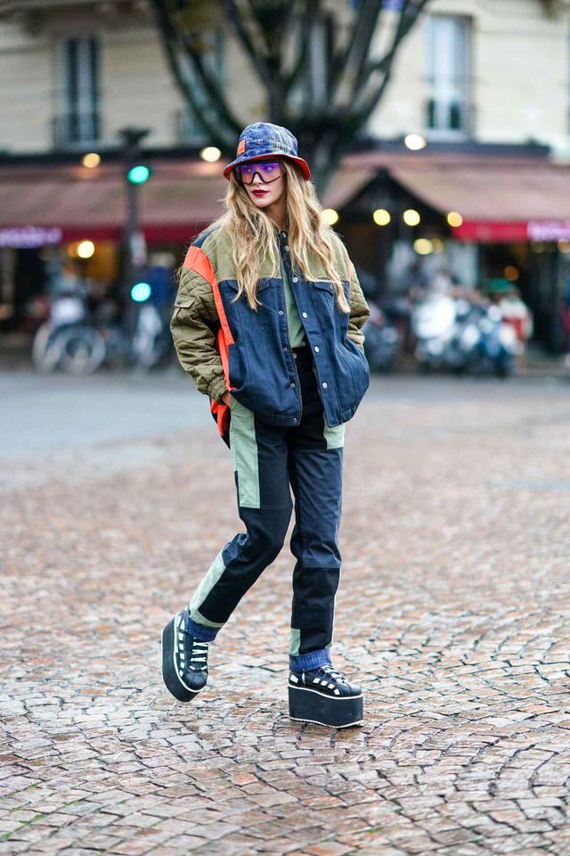 画像: 人気ファッションブロガーのカーラ・ベリー