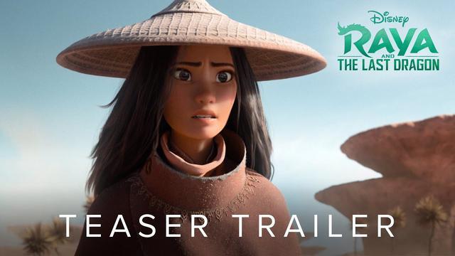 画像: Raya and the Last Dragon | Official Teaser Trailer www.youtube.com