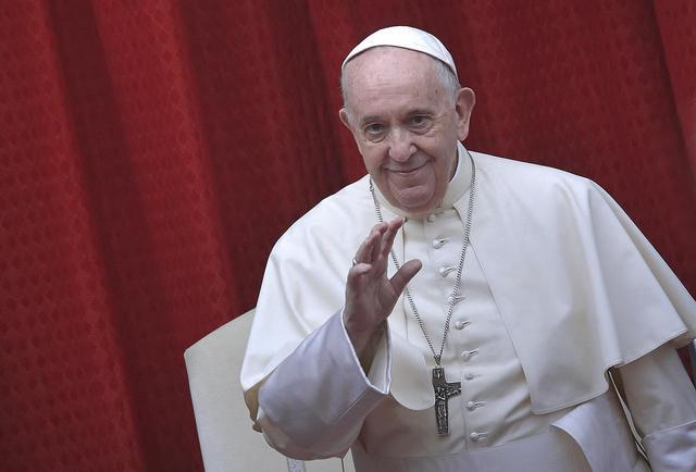 画像: フランシスコ教皇が同性婚に賛同