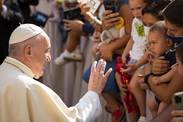 画像: 同性愛者を肯定してきたフランシスコ教皇