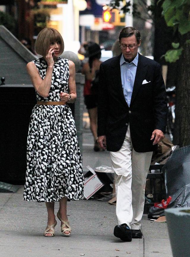 画像1: アナ・ウィンターが離婚と報道