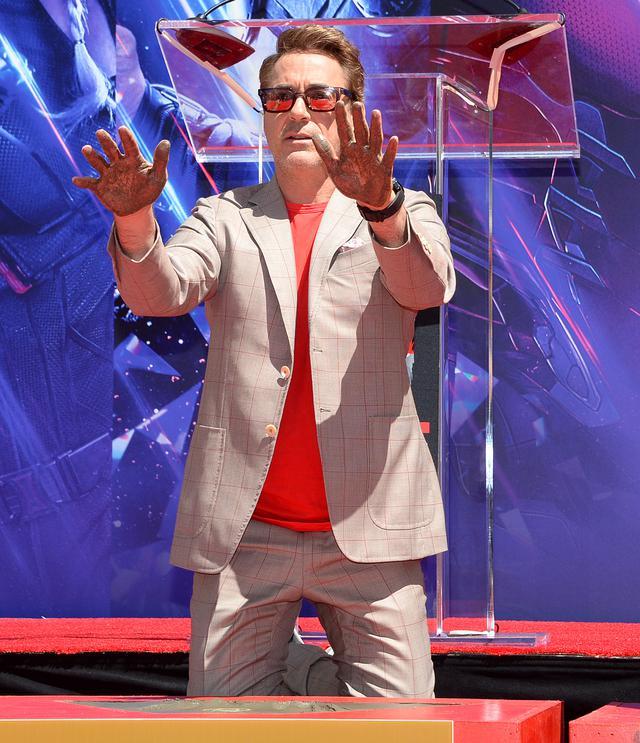 画像2: ロバート・ダウニー・Jr.がアイアンマンスーツの欠陥を明かす