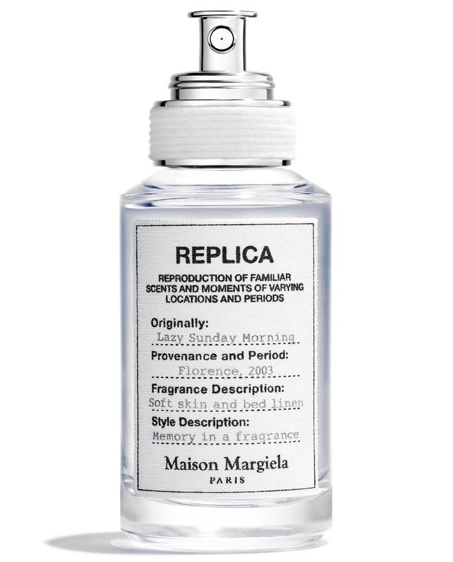 画像: メゾン マルジェラのDNAが刻まれた「レプリカ」のボトル