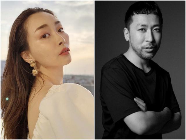 画像: 左:美容系動画クリエーター佐々⽊あさひ氏、右:NARSグローバルアーティストリーディレクターの伊藤貞⽂氏