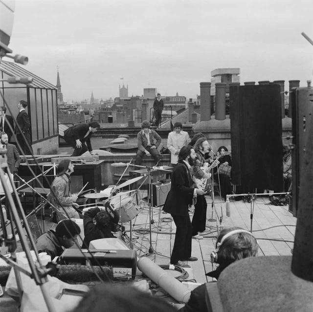 画像2: ビートルズの晩年を記録した映画が2021年に公開