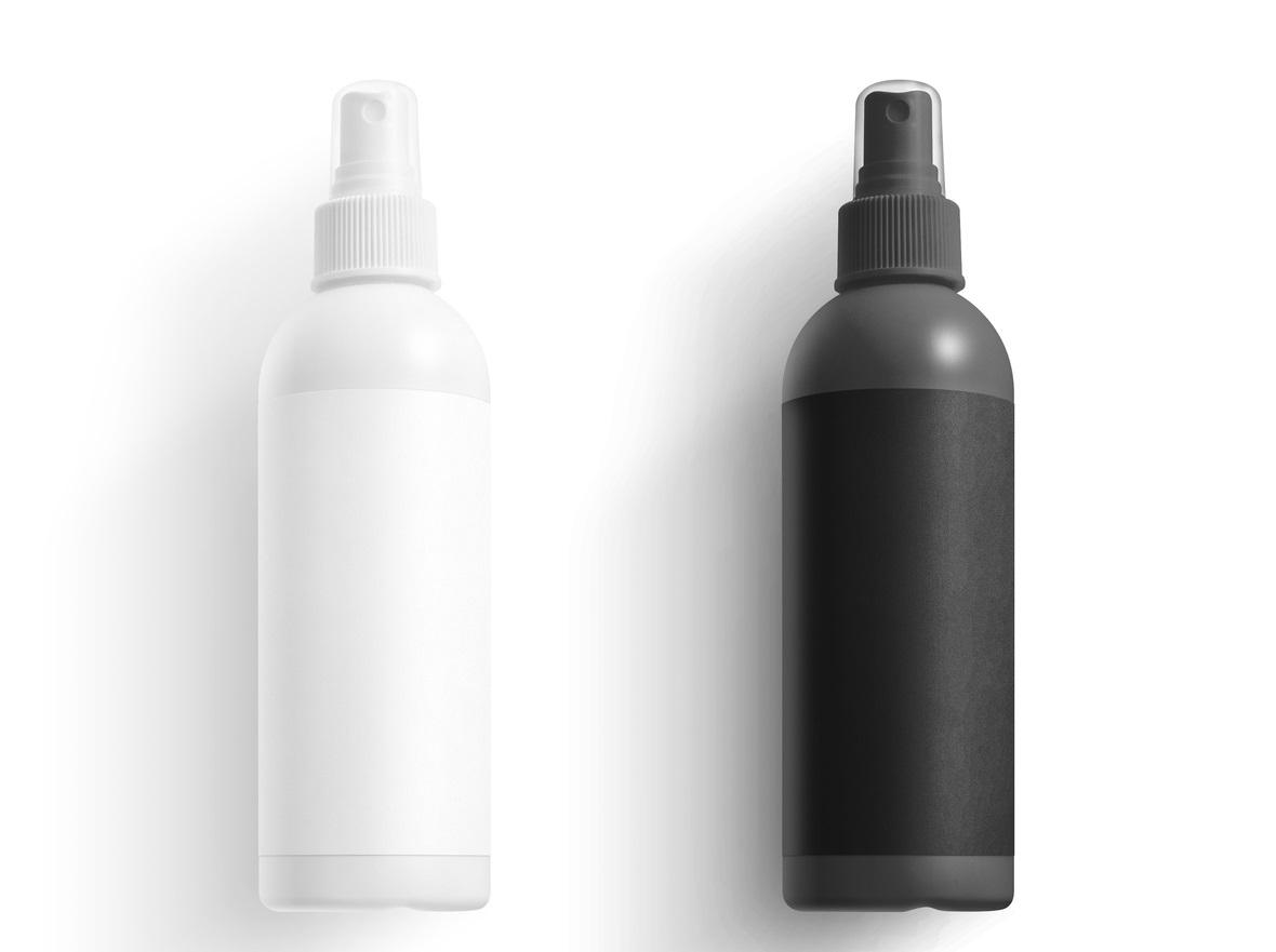 画像: 乾燥による白浮き:セッティングスプレーで予防