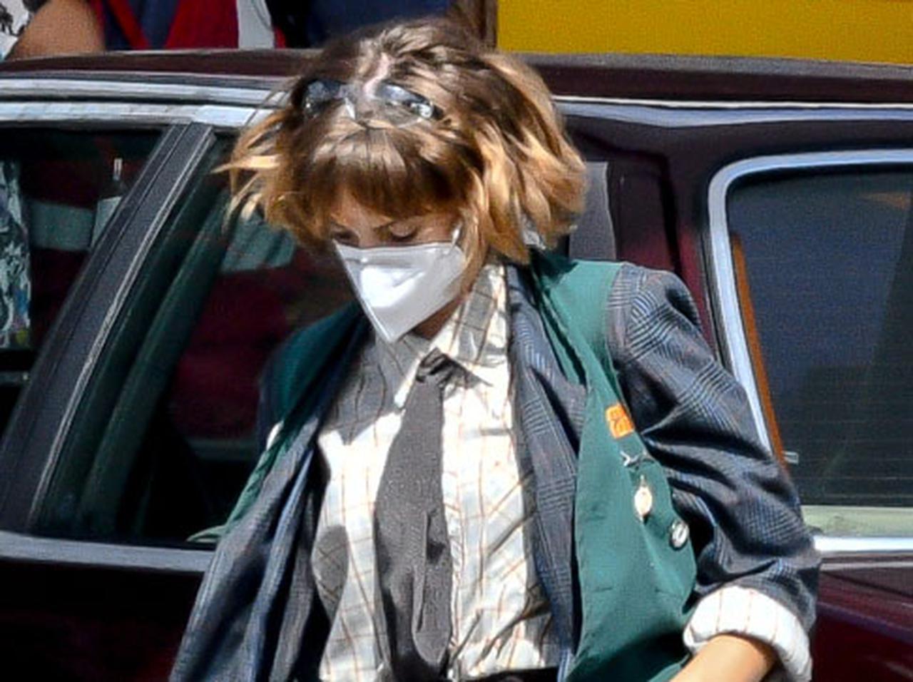 画像: 『ストレンジャー・シングス』シーズン4、ロビンの衣装が可愛い!撮影の様子をキャッチ - フロントロウ -海外セレブ情報を発信