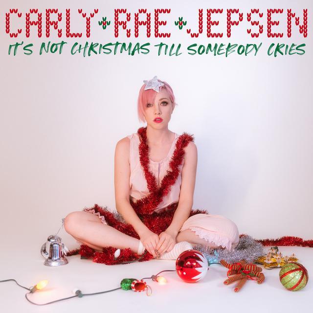 画像: カーリー・レイ・ジェプセンがクリスマスソングをリリース