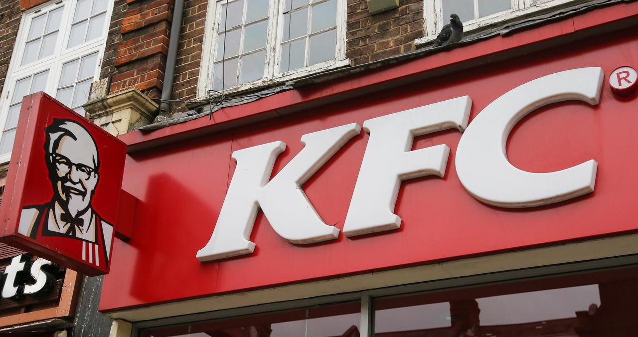 画像: KFCの店舗でアイツに遭遇してしまった