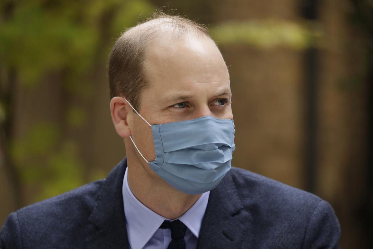 画像: ウィリアム王子が新型コロナ陽性に