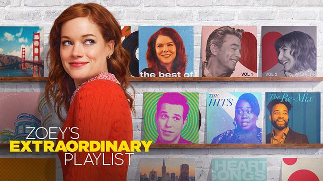 画像: 「Zoey's Extraordinary Playlist」©MMXIX, LIONS GATE TELEVISION INC. AND UNIVERSAL TELEVISION, LLC ALL RIGHTS RESERVED.