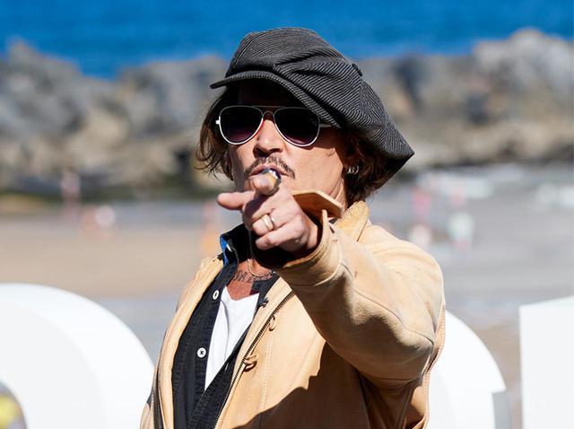 画像: ジョニー・デップ、「ハリウッド・セレブ」とは呼ばれたくない理由を明かす - フロントロウ -海外セレブ情報を発信