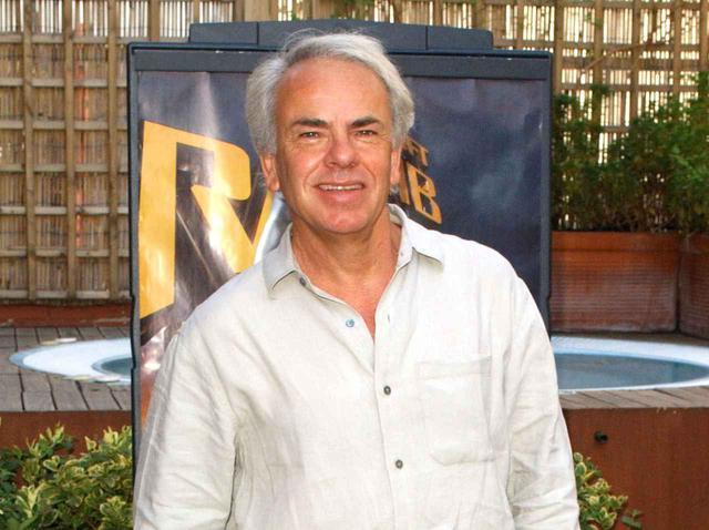 画像: 2003年に撮影されたヤン・デ・ボン監督。