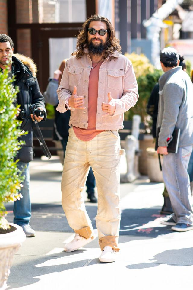 画像: あえてピンクを着る理由