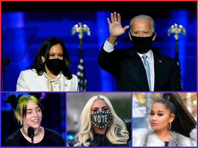 画像: ジョー・バイデン候補の大統領選当確に歓喜するセレブの声まとめ【アメリカ大統領選】 - フロントロウ -海外セレブ情報を発信