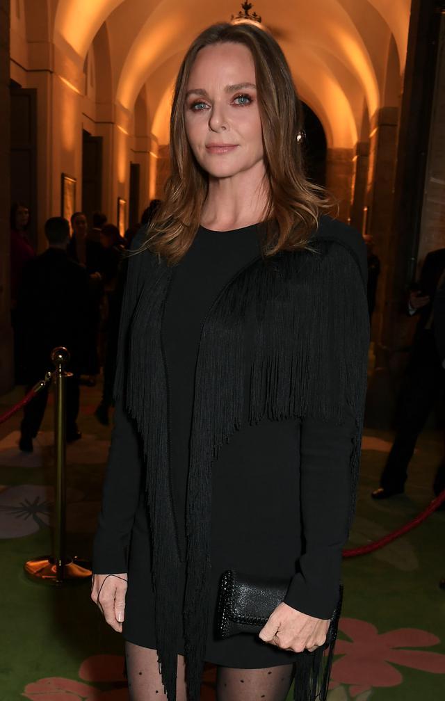 画像: 世界有数のファッションデザイナーであるステラ・マッカートニー