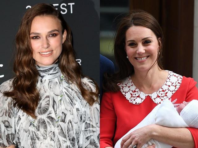 画像: キーラ・ナイトレイ、キャサリン妃の「完璧」な産後の姿を批判 - フロントロウ -海外セレブ情報を発信