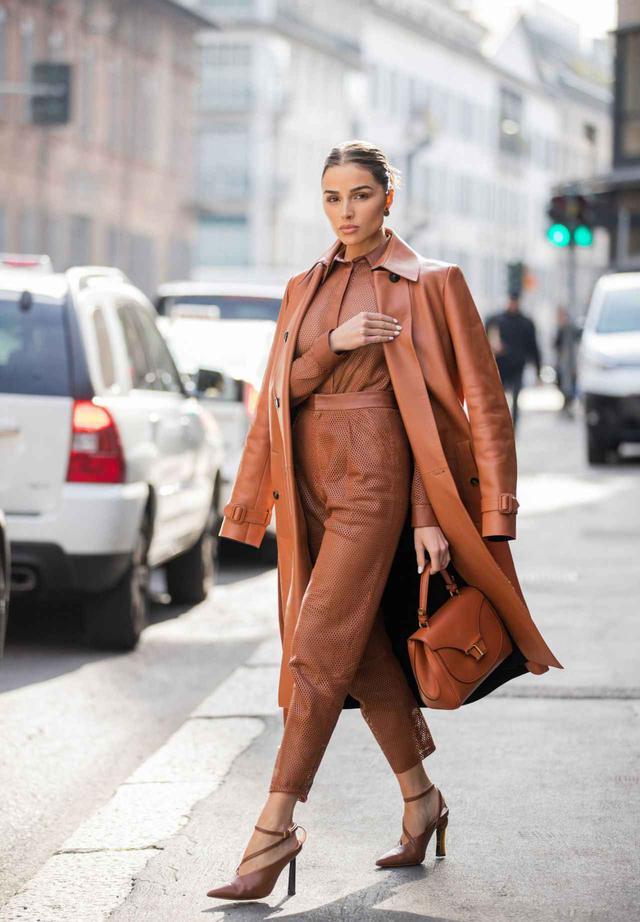 画像1: 人気モデルのオリヴィア・カルポ