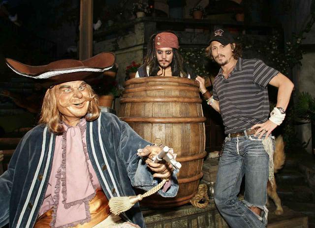 画像2: 『ファンタビ』降板騒動が「カリブの海賊」にも飛び火?