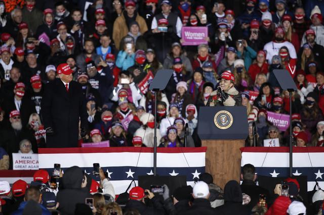 画像2: トランプ大統領への支持を表明したリル・パンプ