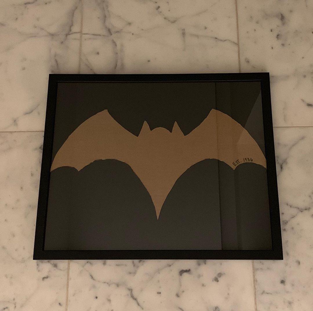 画像2: 11. 子供の頃からバットマンが大好き