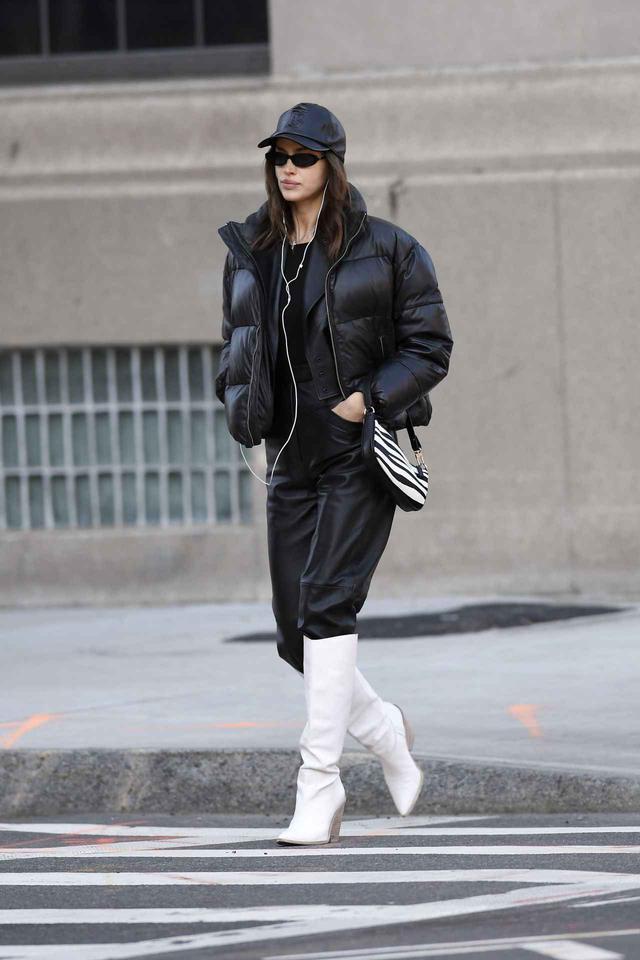 画像: 人気モデルのイリーナ・シェイク