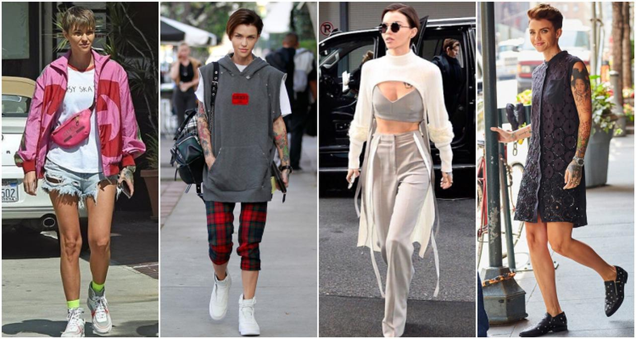 画像1: 4. ファッションのモットーも「ジェンダー・フルイド」