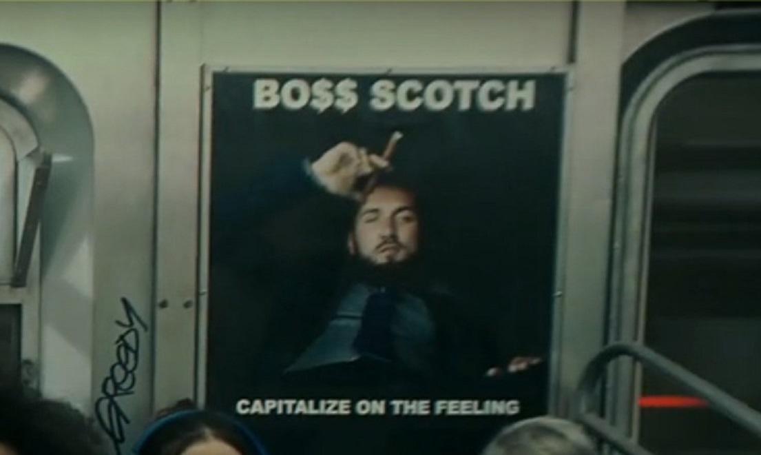画像1: 「The Man」のミュージックビデオでスクーターとボーチェッタCEOをディス