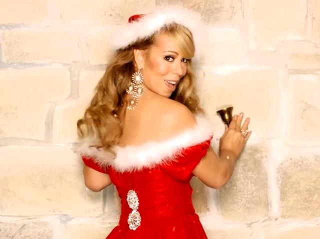 画像: マライア・キャリー、「恋人たちのクリスマス」の印税で毎年いくら稼ぐ? - フロントロウ -海外セレブ情報を発信