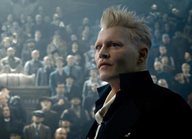 画像: 降板を発表したグリンデルバルド役のジョニー・デップ。 Photo:©︎HEYDAY FILMS/WARNER BROS. / Album/Newscom