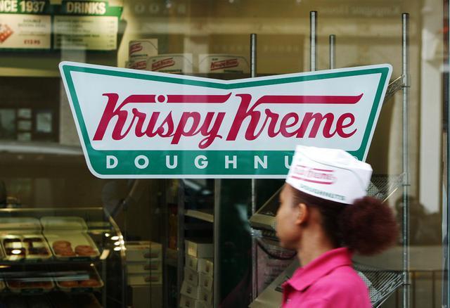 画像: クリスピークリームドーナツの「激安購入」を試みる