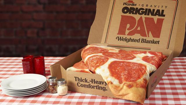 画像1: ピザハットの「ピザじゃないピザ」が即完
