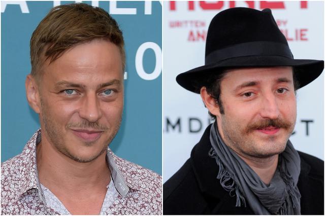 画像: 左:トム・ヴラシア、右:二コラ・ジュリコ