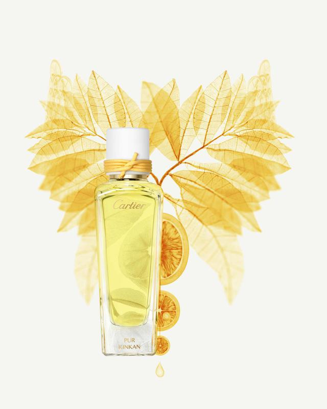 画像3: カルティエから新たな香水が登場