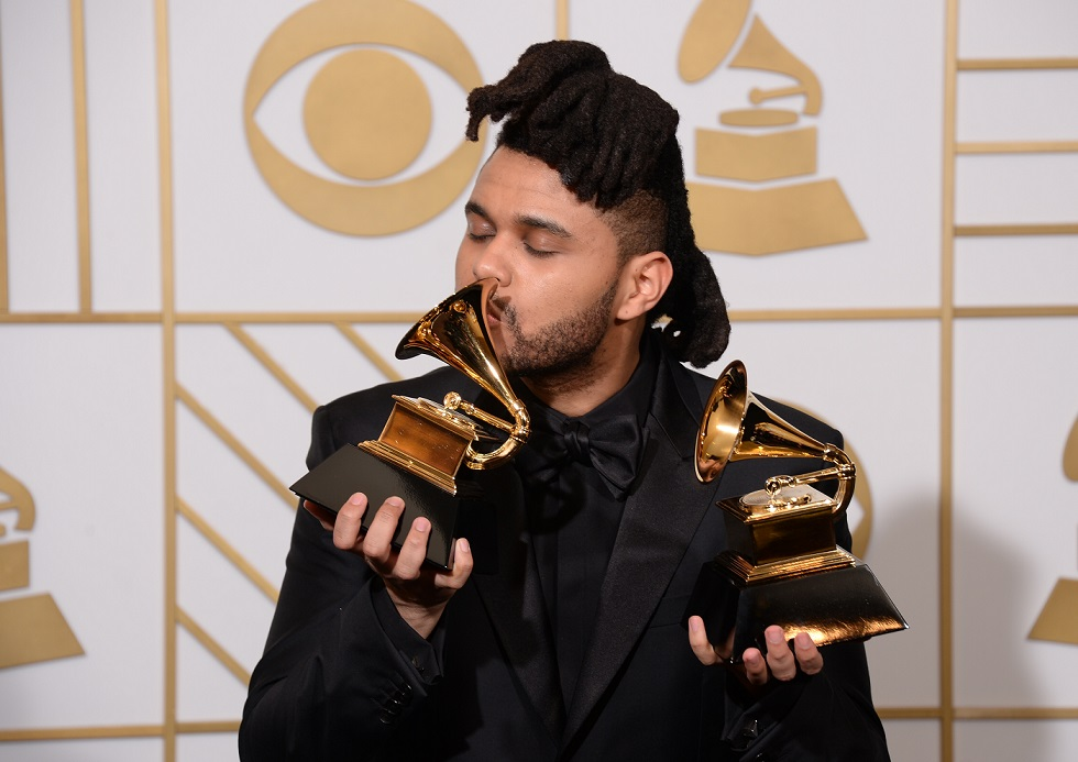 画像: 2016年のグラミー賞で最優秀アーバン・コンテンポラリー・アルバム賞と最優秀R&Bパフォーマンス賞の2冠に輝いたザ・ウィークエンド。このほかに、2018年にも最優秀アーバン・コンテンポラリー・アルバム賞を受賞している。