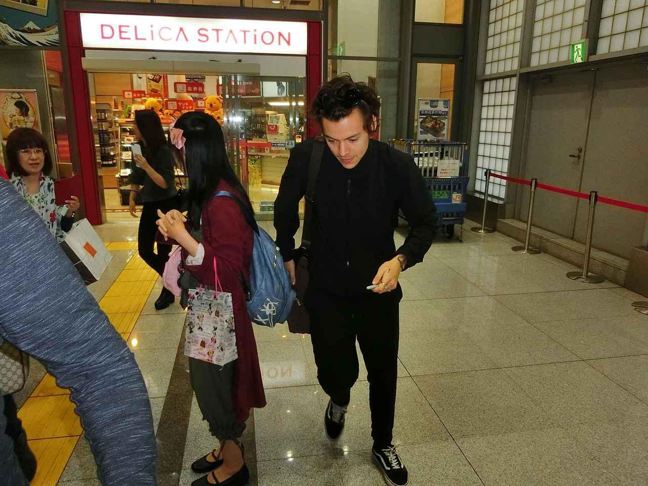 画像: プライベートで日本に長期滞在していたことも