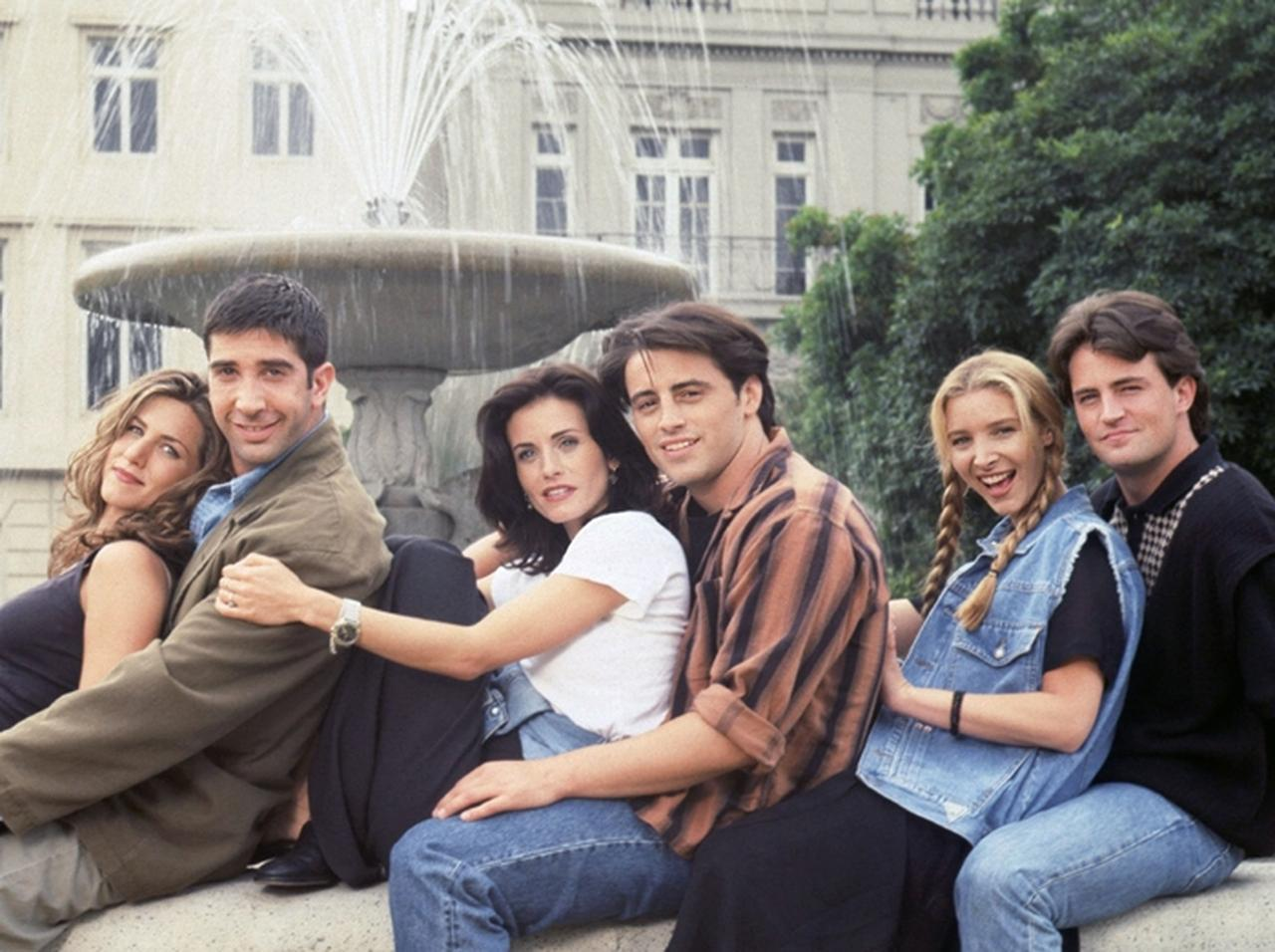 画像2: テレビの歴史を変えた『フレンズ』のギャラ交渉