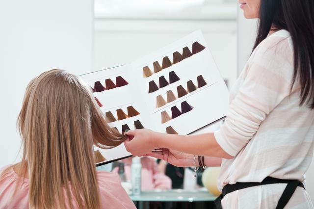 画像: 理想の髪色にするには?