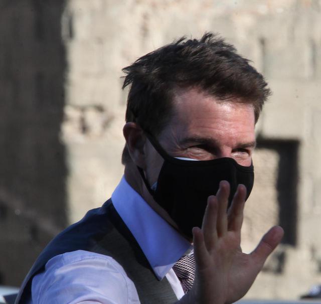 画像3: トムのマスクに隠された秘密とは?