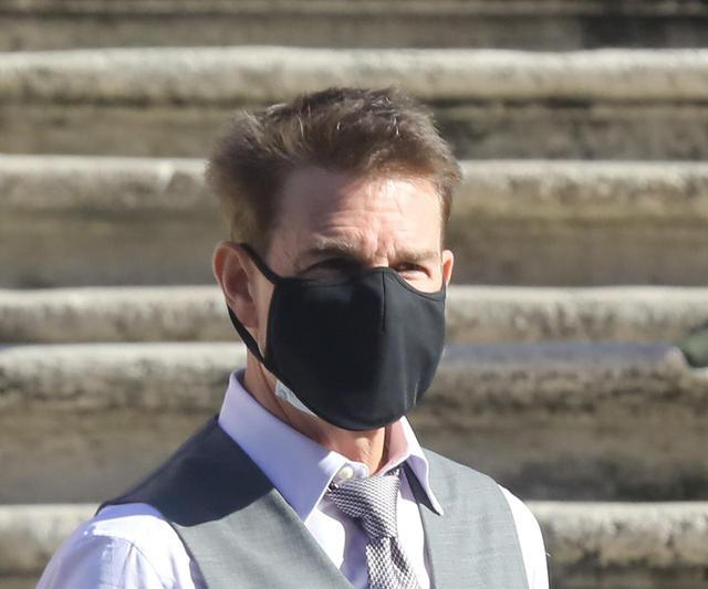 画像2: トムのマスクに隠された秘密とは?
