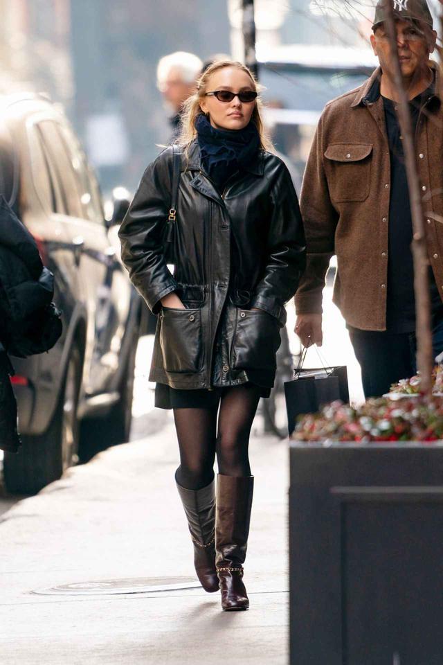 画像: モデル兼俳優のリリー・ローズ・デップ