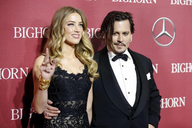 画像: ジョニー・デップは元妻の『アクアマン』出演に反対だった